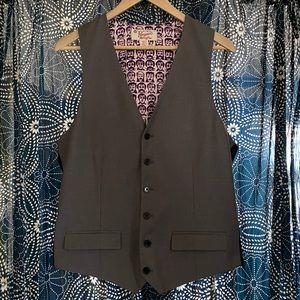 Original Penguin Gray Vest